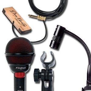 Instrumenttimikrofonit