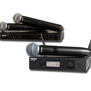 Langattomat mikrofonit