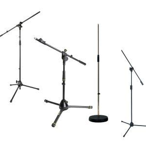 Mikrofonitelineet