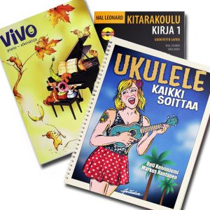 Musiikkioppikirjat