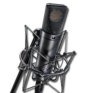 Studio- ja tallennusmikrofonit